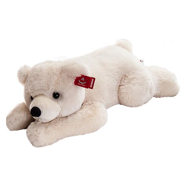 Мягкая игрушка Медведь лежачий 70 см, Aurora 301-07Мягкие игрушки<br><br><br>Артикул: 301-07<br>Бренд: Aurora