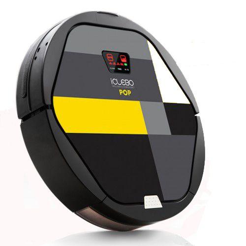 Робот-пылесос iClebo Pop Lemon (M05-P2) от Ravta
