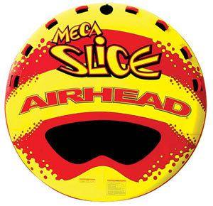Надувной баллон AirHead MEGA Slice (AHSSL-4)Водные аттракционы<br><br><br>Артикул: AHSSL-4<br>Бренд: Kwik Tek
