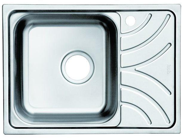 Мойка для кухни Iddis Arro (арт.ARR60PLi77) нержавеющая сталь от Ravta