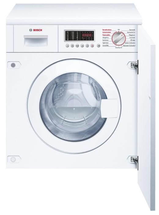 Встраиваемая стиральная машина Bosch WKD 28541 OE от Ravta