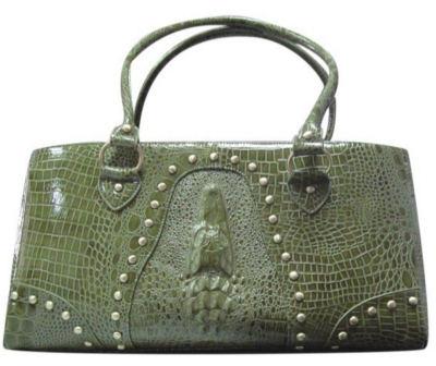 backbone Сумка-переноска Крокодил, ГРАНАТ, 44х21х24 см BA7015