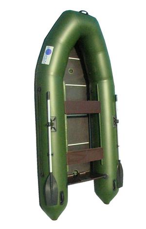 Лодка моторная SAYMEN M-285L от Ravta