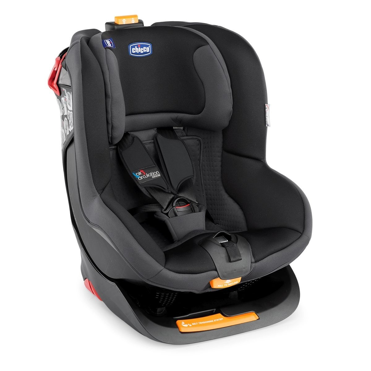 Автокресло NEW OASYS 1 EVO ISOFIX Coal от Ravta