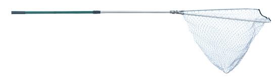 Подсачек Akara LS 80 2302 F алюм. скл. голова лесковая сетка от Ravta