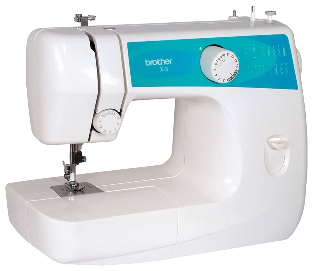 Швейная машина Brother X 5 белый от Ravta
