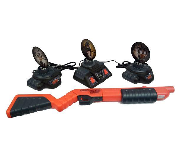Игра Стрельба По Тарелкам С Ружьем, На Батарейках, См, Inter Active Toy Concepts 44071 от Ravta