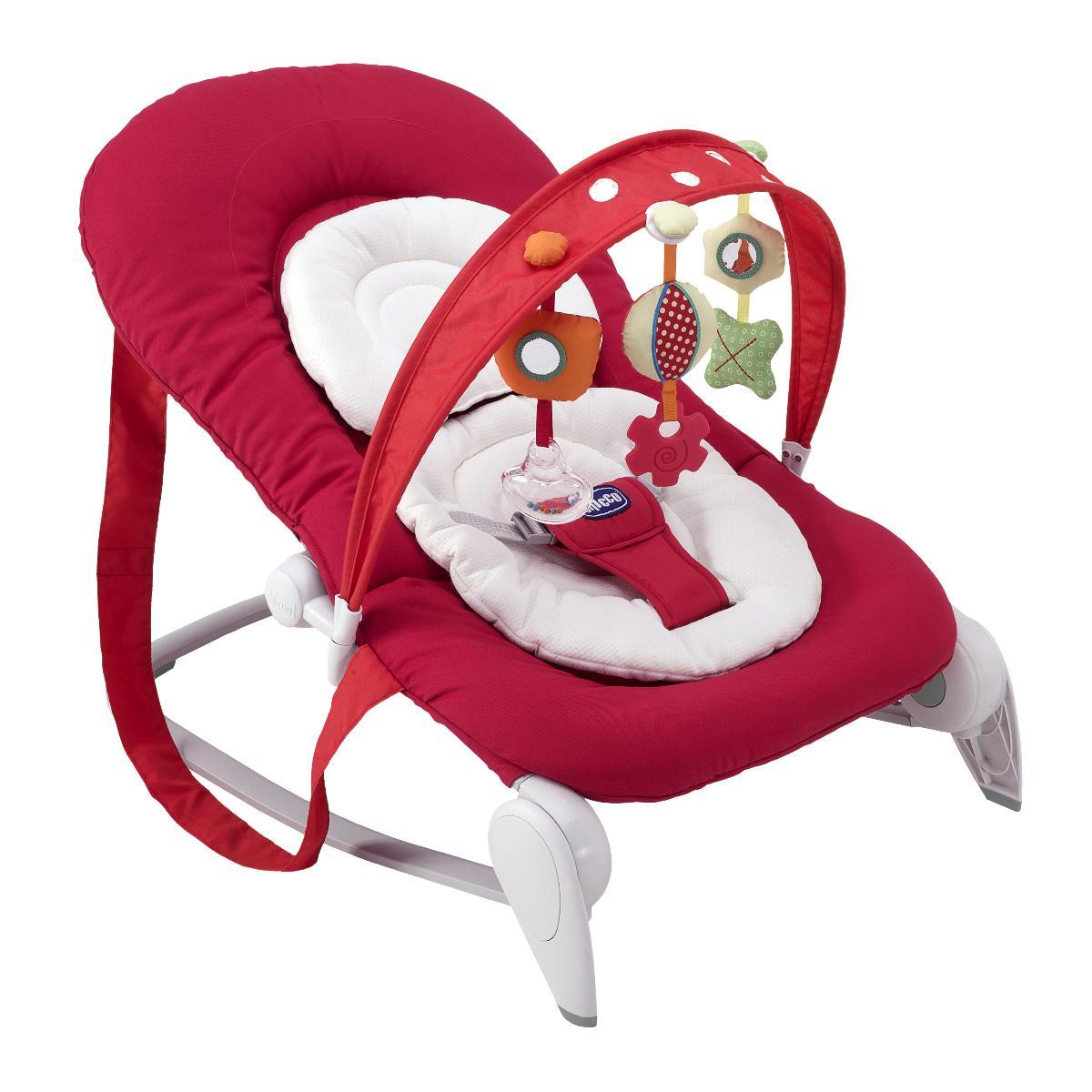 Креслице-качалка Bouncer Red от Ravta