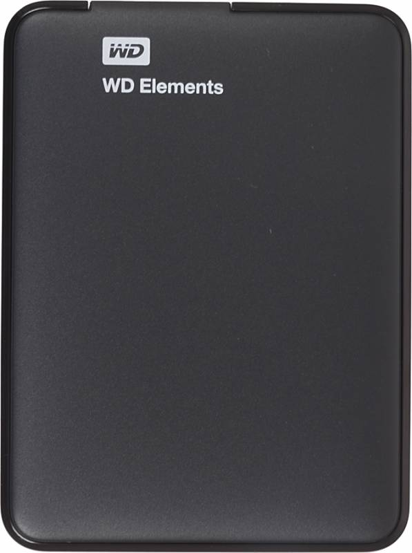 "Жесткий диск WD Original USB 3.0 1Tb WDBUZG0010BBK-EESN Elements 2.5"" черный от Ravta"