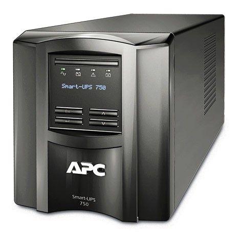 ИБП APC by Schneider Electric Smart-UPS 750VA LCD 230V от Ravta