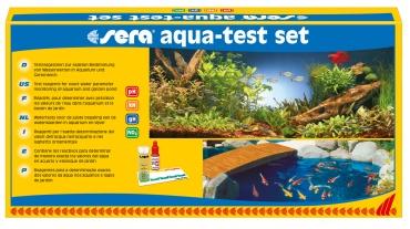 Sera Набор тестов для воды от Ravta