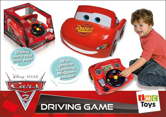 Машина-игра Юный Водитель 2, С Батарейками, Imc Toys 250086Игрушки для малышей до 3 лет<br><br><br>Артикул: 250086<br>Бренд: Imc Toys<br>Категории: Рули