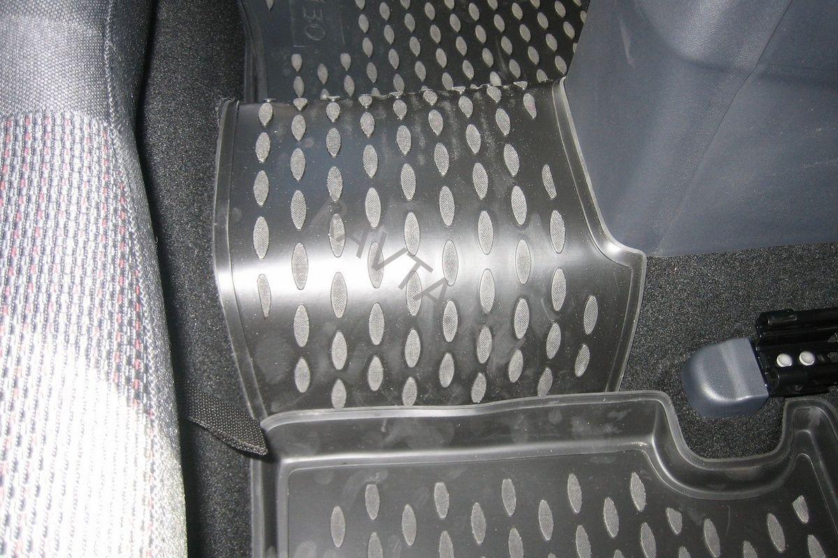 Коврики Novline в салон HYUNDAI i30 2007-&gt;, 4 шт. (полиуретан)Коврики<br><br><br>Артикул: NLC.20.28.210h<br>Бренд: Novline<br>Применяемость: Hyundai i30
