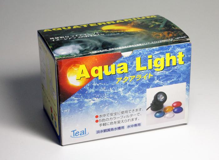 Подсветка д/воды с 5-ю фильтрами от Ravta
