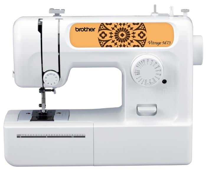 Швейная машина Brother Vitrage M 73 от Ravta