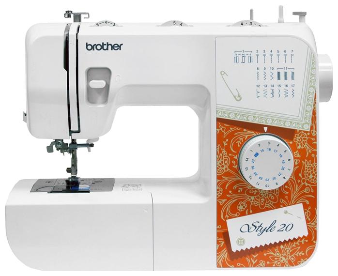 Швейная машина Brother Style 20 от Ravta