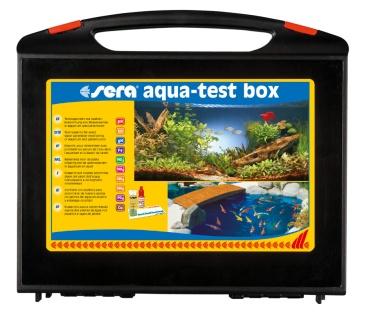 Sera Набор тестов для воды в пластик. чемодане от Ravta