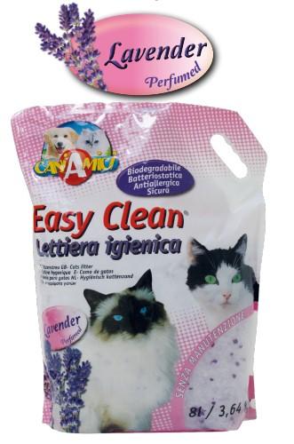 croci Наполнитель д/кош. туалета Easy clean, лаванда, 3,64 кг (8л) C4025753