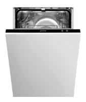 Встраиваемая посудомоечная машина GORENJE GV61211 от Ravta