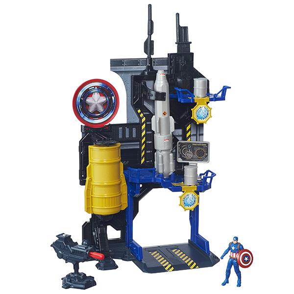Игровая башня Мстителей, в ассортименте Avengers B5770 от Ravta