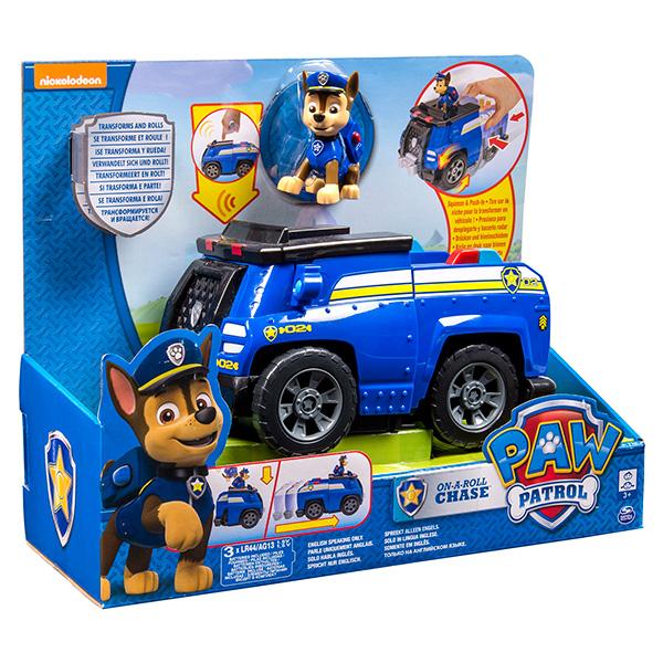 Paw Patrol Игрушка Щенячий патруль Большой автомобиль спасателей со звуком, Paw Patrol 16603 paw patrol 16604 щенячий патруль