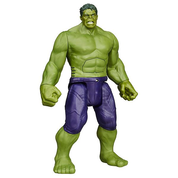 Титаны: Интерактивная фигурка Халка Avengers B1382 от Ravta