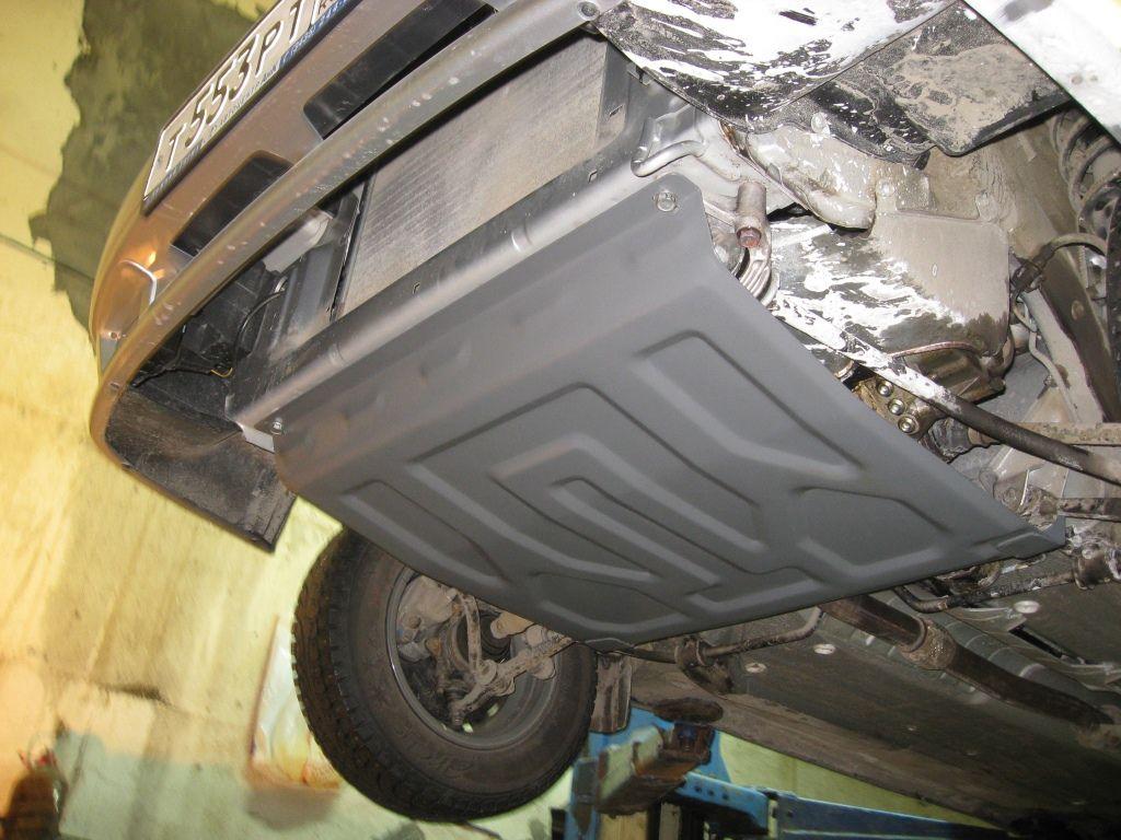 Защита двигателя ваз 2115