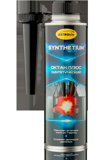 Октан плюс синтетический Astrohim SYNTHETIUM AC-1605 жесть с лейкой (335 мл) от Ravta