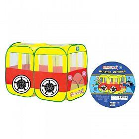 """Детская игровая палатка-автобус """"Ну погоди!"""" (арт. Т52672) от Ravta"""