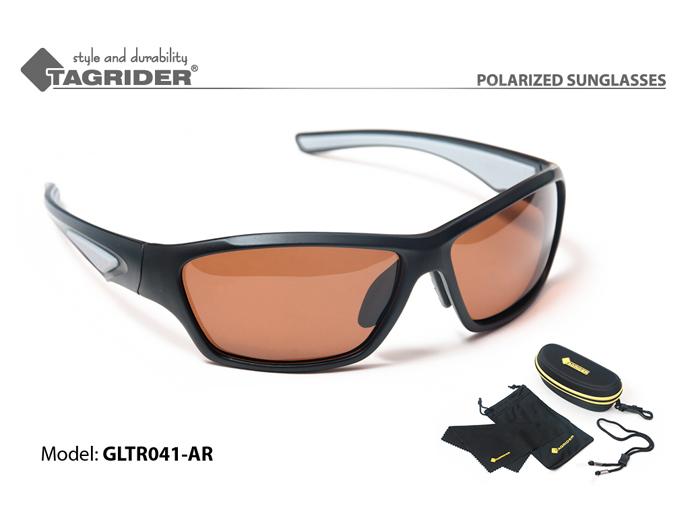 Очки поляриз.Tagrider в чехле GLTR 041 AR от Ravta