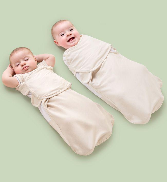 Конверт для пеленания на липучке SwaddleMe WrapSack (размер L), Summer Infant от Ravta