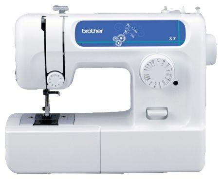 Швейная машина Brother X 7 белый от Ravta