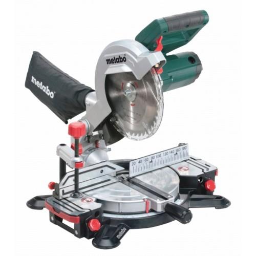 Пила торцовочная METABO KS 216 M Lasercut Top, 1.35кВт 5000об/мин диск216х30мм лазер (0102160300) 619216000 от Ravta