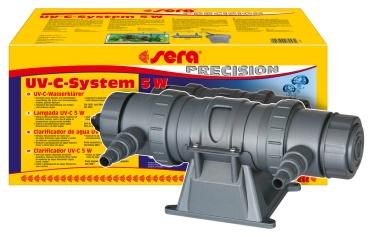 Sera УФ-система 5 Вт (УФ-стерилизатор) 5 Вт от Ravta