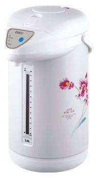 Термопот ENERGY TP-601 (3,0 л, 600 Вт)белый с серым узоромТермопоты<br><br><br>Артикул: 6363<br>Бренд: Energy