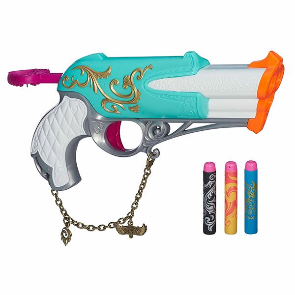 Чарм Бластер Неустрашимый Nerf B1699 N-RebelleИгрушечное оружие<br><br><br>Артикул: B1699<br>Бренд: Hasbro Nerf