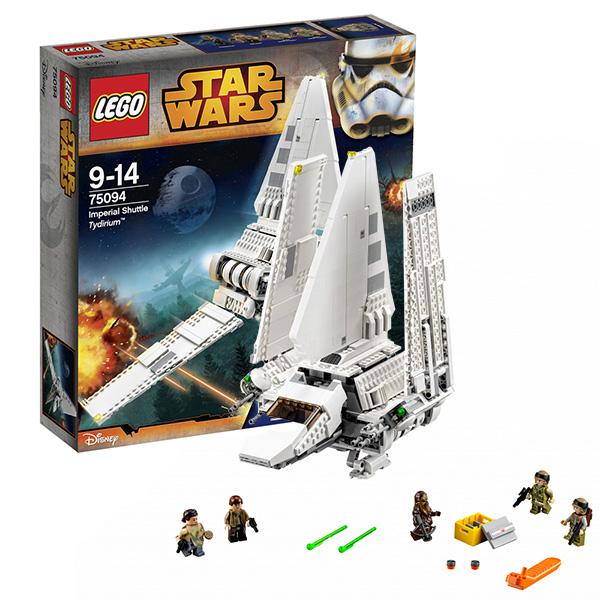 Конструктор Лего Звездные войны (Lego Star Wars) Имперский шаттл Тайдириум, Lego 75094LEGO Конструкторы<br><br><br>Артикул: 75094<br>Бренд: Lego