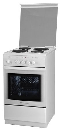 Электрическая плита DE LUXE 506004.04э 50х60х85 ,белая от Ravta