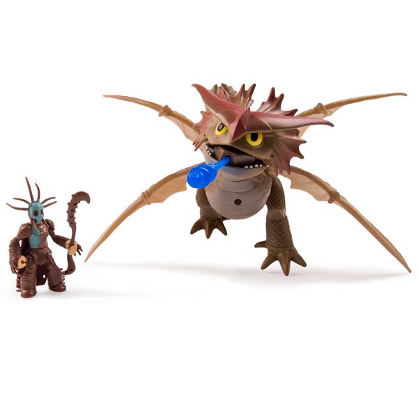 Игровой набор Большой дракон и всадник (в ассорт.), Dragons 66601Игровые наборы для мальчиков<br><br><br>Артикул: 66601<br>Бренд: Dragons