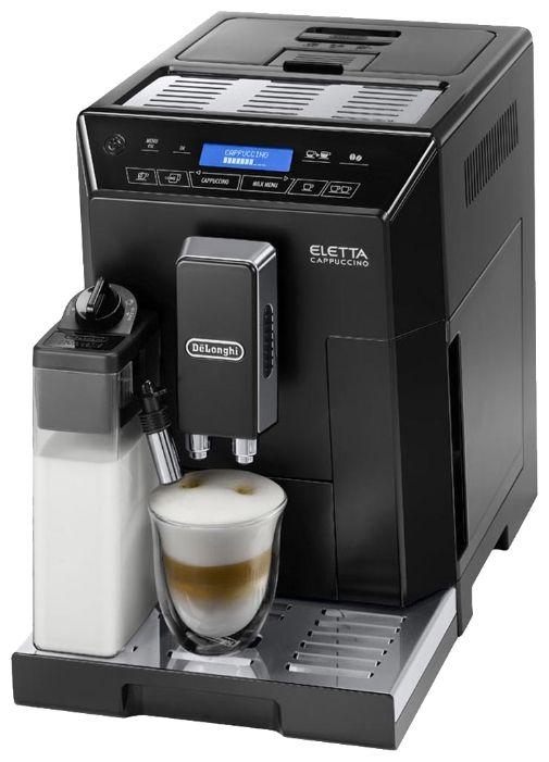 Кофемашина Delonghi ECAM 44.664.B черная от Ravta