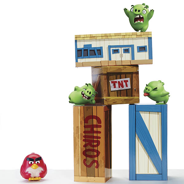 Игровой набор Взрывная птичка Angry Birds 90506Игровые наборы для мальчиков<br><br><br>Артикул: 90506<br>Бренд: Angry Birds