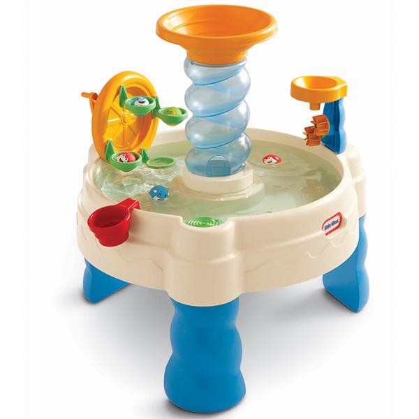 Игровой стол Водные приключения, Little Tikes 620300Детская площадка<br><br><br>Артикул: 620300<br>Бренд: Little Tikes