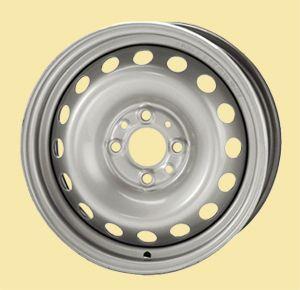 Диск колесный KFZ 7820 4,5Jx15 3x112 ET24 Dia 57,1 сильвер Штампованный от Ravta