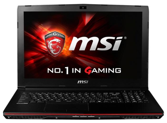"""Ноутбук MSI GP62 2QE-255RU i7-5700HQ/15.6""""/4096/1T/GTX950M-2048/W10 (9S7-16J312-255) от Ravta"""