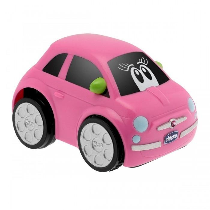 Турбо-машина Fiat turbo-touch 500 Pink от Ravta