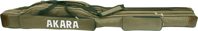 Чехол для удилища Akara люкс 1,55 м с катушкой от Ravta
