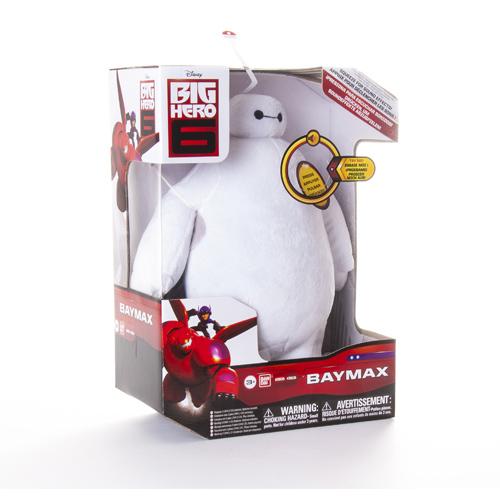 Плюшевый Бэймакс 25 см со зв. Big Hero 6 38635Фигурки, наборы с фигурками<br><br><br>Артикул: 38635<br>Бренд: Big Hero 6