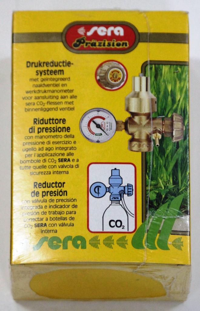 Sera Precision СО2-редуктор д/внутреннего клапана от Ravta