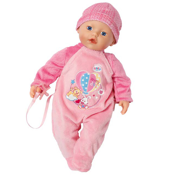 Zapf Creation Baby born 822-524 Бэби Борн my little BABY born Кукла 32 см от Ravta