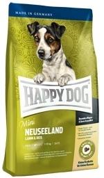 Happy dog Новая Зеландия для чувств.собак малых пород: ягненок + рис (Mini Neuseeland) 60115 4кгПовседневные корма<br><br><br>Артикул: 19554<br>Бренд: Happy dog<br>Вид: Сухие<br>Вес брутто (кг): 4<br>Для кого: Собаки